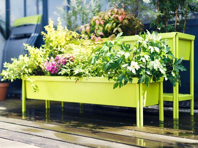 Petits potagers 16 solutions faciles elle d coration for Deco jardin potager