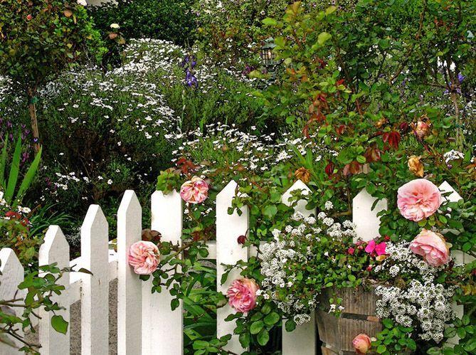 On s inspire des jardins anglais elle d coration for Jardin anglais chalons en champagne