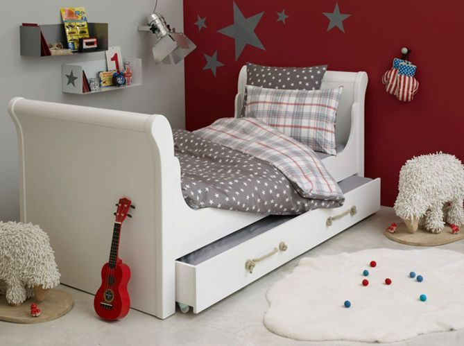 Une chambre denfant pour bien dormir