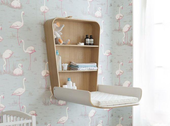 Gagnez de la place avec ces meubles bébé