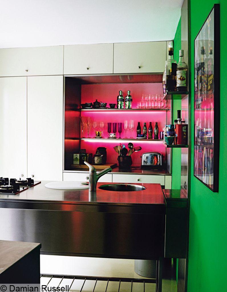 la cuisine fait son show en 69 pi ces elle d coration. Black Bedroom Furniture Sets. Home Design Ideas
