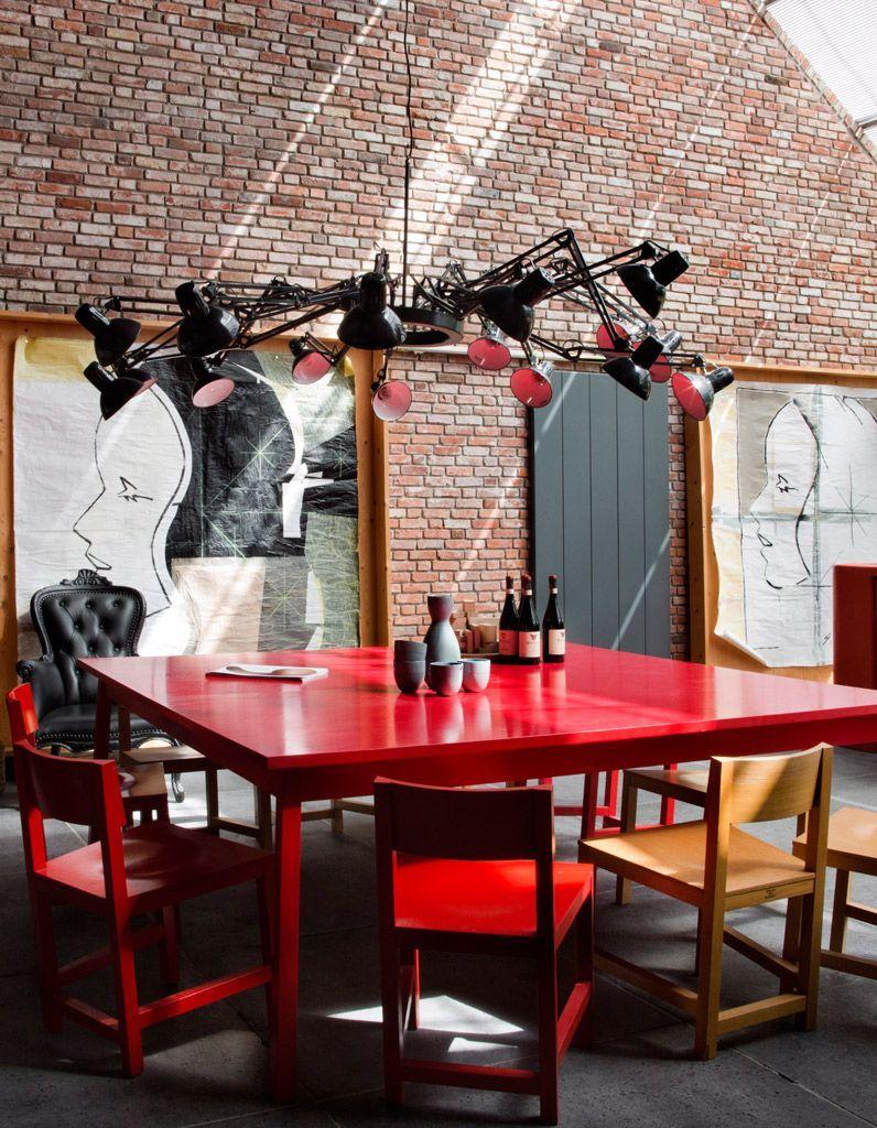 l 39 ancienne ferme design d 39 hans lensvelt elle d coration. Black Bedroom Furniture Sets. Home Design Ideas