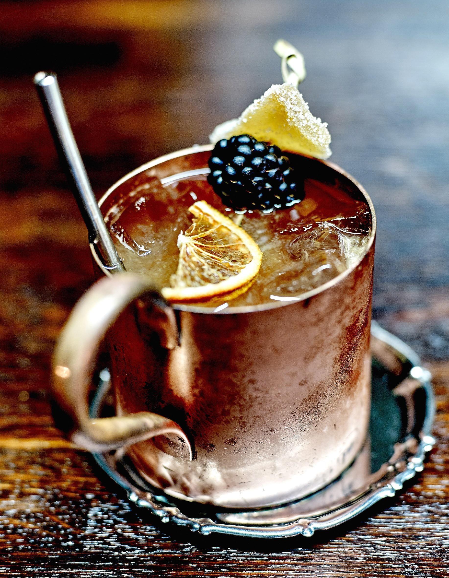Des cocktails à siroter tout l'hiver