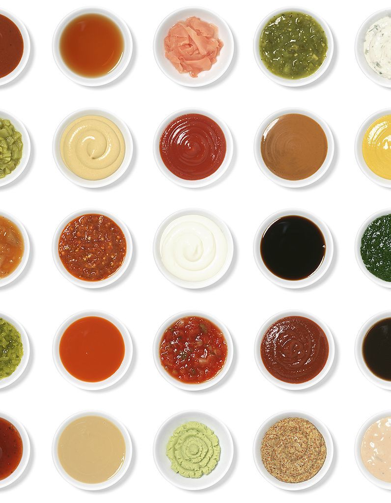 Shopping : Tour du monde des sauces