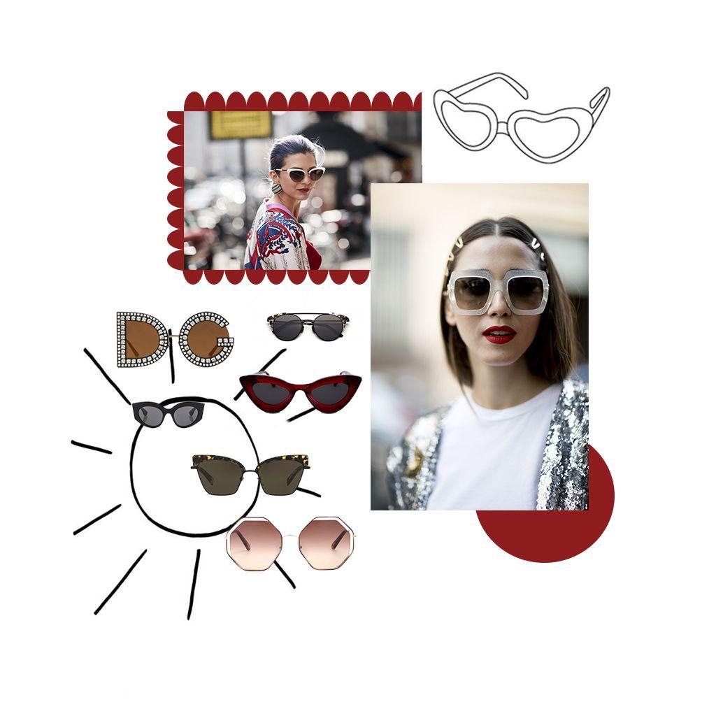 40 lunettes de soleil pour un été au beau fixe