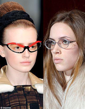 On veut toutes... des lunettes Fashion