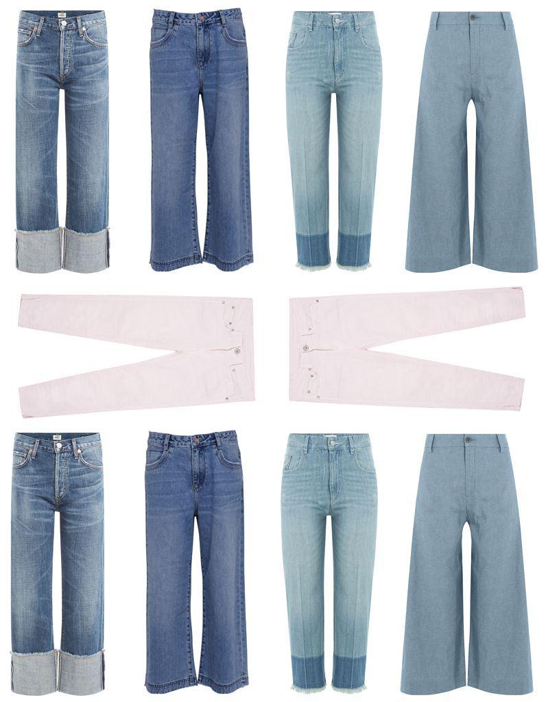 20 modèles qui réhabilitent le pantacourt en jean