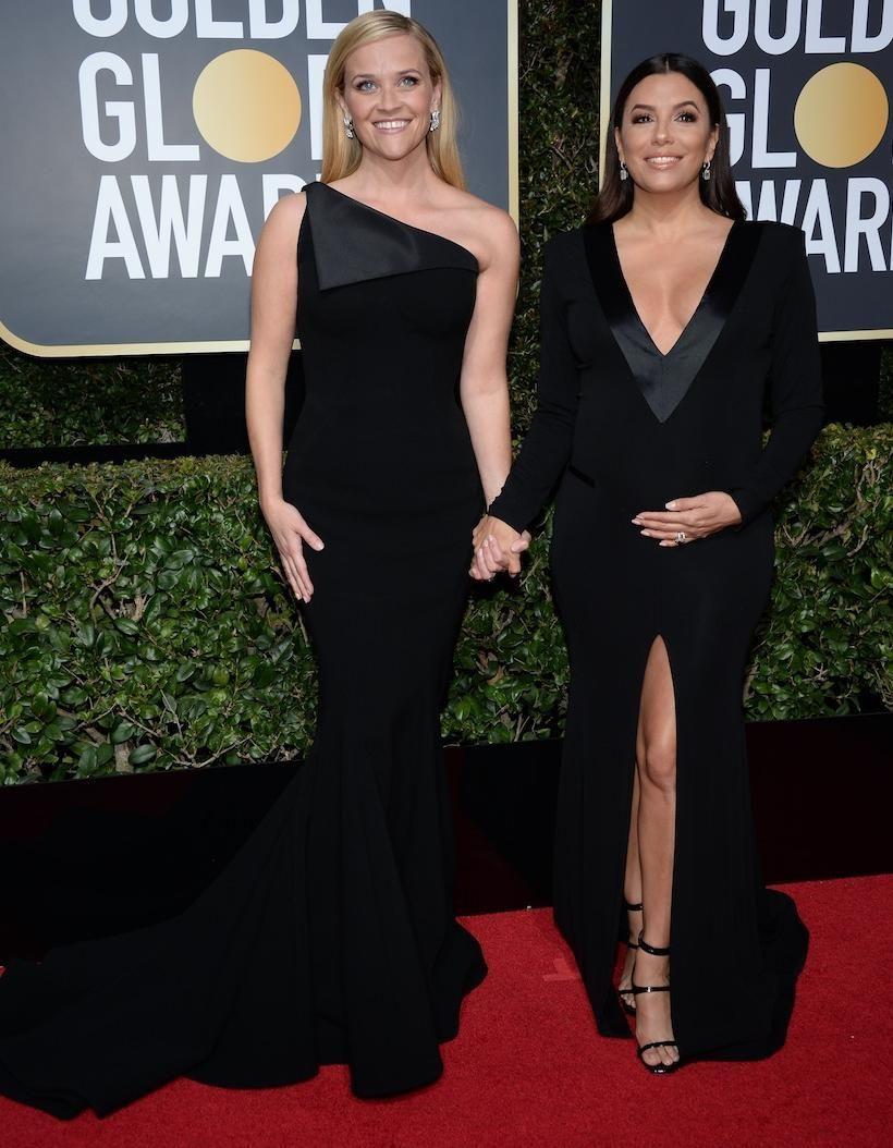 Golden Globes : Eva Longoria, Reese Witherspoon, Angelina Jolie, qui était la plus stylée ?