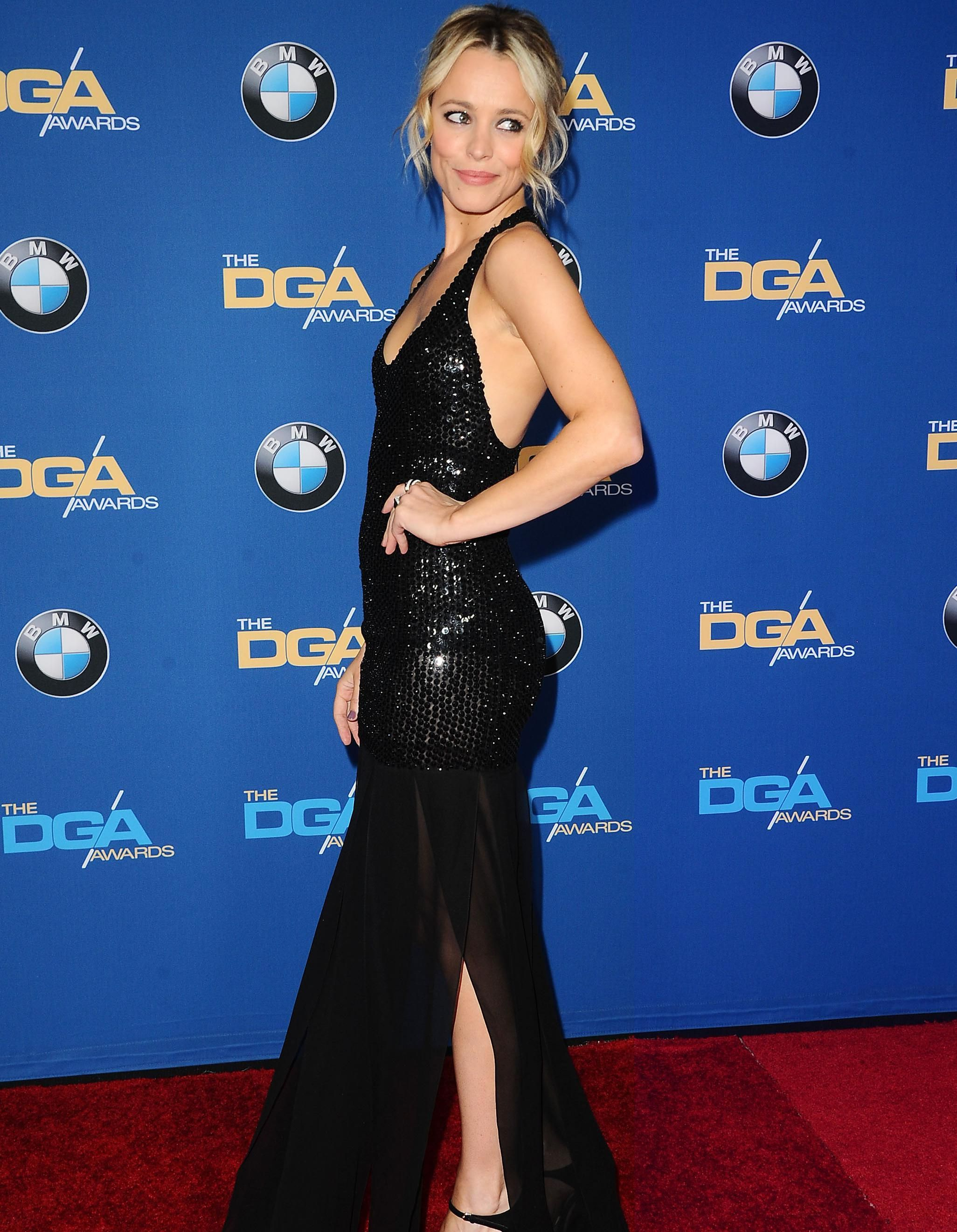 Rachel McAdams, Ryan Gosling, Leonardo DiCaprio : le red carpet prestigieux des Director's Guild Awards