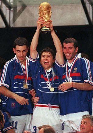 France 98 : c'était il y a vingt ans, la victoire des Bleus !
