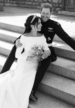 Mariage princier : le photographe du prince Harry et Meghan Markle raconte les coulisses du shooting