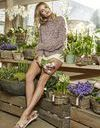 L'instant mode : Rosie Huntington-Whiteley prend la pose pour Ugg