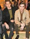 Brooklyn Beckham rencontre le fils Adjani à la Fashion Week de Londres