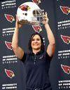 Jen Welter, enfin une femme entraîneure de football américain