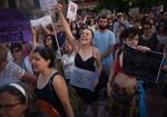 Espagne : indignation après la libération de cinq hommes accusés de viol