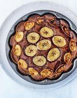 Gâteau chocolat banane de Christophe Felder
