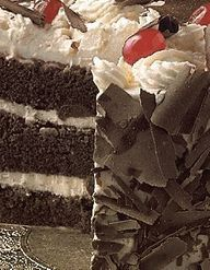 Brownie un peu for t noire pour 6 personnes recettes - Herve cuisine foret noire ...