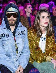 Charlotte Casiraghi, Jared Leto… Tous à la Fashion Week de Milan !