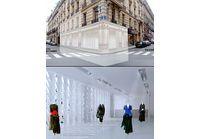 Yohji Yamamoto s'installe rue Cambon