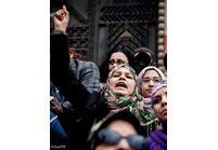 Des manifestantes égyptiennes agressées sexuellement