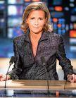 Claire Chazal, sceptique au sujet du nouveau JT de M6