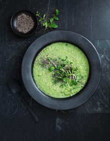 Soupe poireaux, kale, carottes