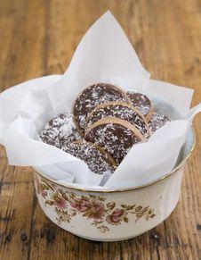 Tartelettes express choco-framboises