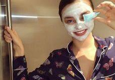 #BeautyRoutine des stars : qui met quoi sur Instagram ?