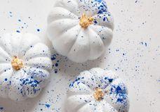 Halloween : peignez votre citrouille pour une décoration originale