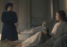 Soko et Lily-Rose Depp : découvrez la première photo de « La Danseuse »