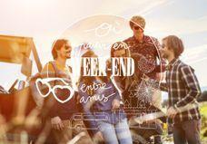 #readytogo : Où partir pour un week-end entre amis ?