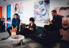 Vidéo : LP en live à la rédaction du ELLE