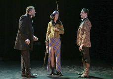 """""""Le portrait de Dorian Gray"""" adapté au théâtre"""