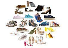 Printemps été : ces 50 chaussures que l'on veut à nos pieds