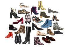 50 chaussures pour commencer l'hiver du bon pied