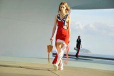 Nicolas Ghesquière mélange les genres pour Louis Vuitton