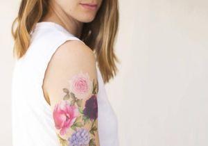Cette nouvelle technique de tatouage éphémère va vous épater (et vous embaumer)