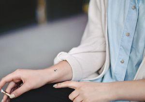 Petit tatouage : un tattoo, oui, mais discret !