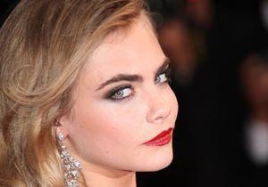Cannes 2013 : Cara Delevingne, la plus glamour du tapis rouge ?