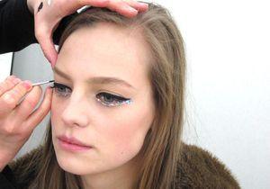 Comment adopter le maquillage hologramme de Chanel Haute Couture
