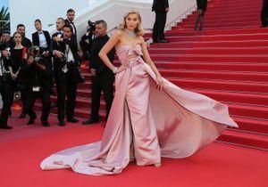 Cannes 2018 : les plus belles robes roses du tapis rouge
