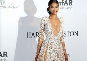 Le look du jour de Cannes : Chanel Iman en Zuhair Murad