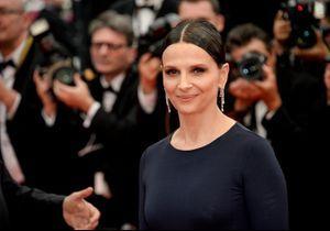 Le look du jour de Cannes : Juliette Binoche en Giorgio Armani Privé