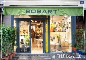 #ELLEDécoCrush : mi concept-store parisien mi bar à plantes, on adore flâner chez Bobart' !