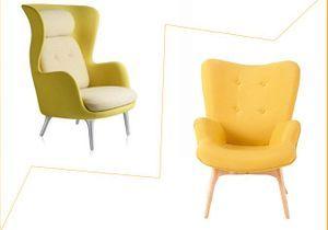 1 objet, 2 budgets : le fauteuil Ro versus le fauteuil Maisons du Monde