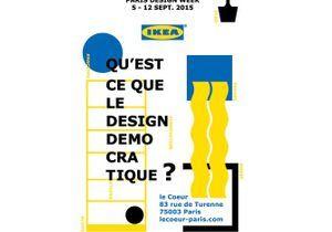 Ikea/Paris Design Week : Qu'est-ce que le design démocratique ?