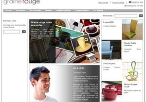 Graine rouge : un nouveau site marchand en ligne