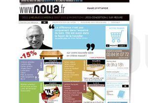 Noua.fr : un site dédié au bois