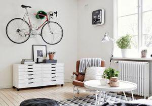 Pour ou contre le vélo dans votre déco ?