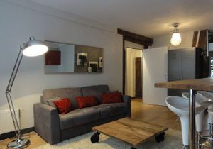 Nouveau look pour cet appartement!
